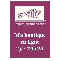 BOUTIQUE EN LIGNE STAMPIN UP