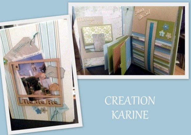 CREATION KARINE CROP SARACREASCRAP