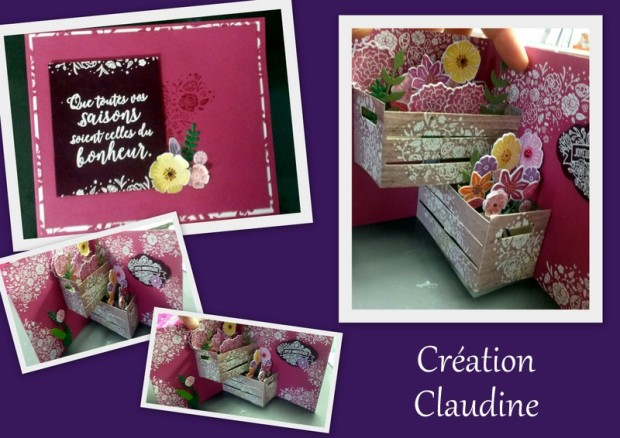 creation claudine saracreascrap
