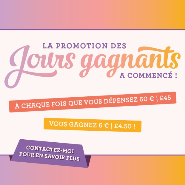 JOURS GAGNANT