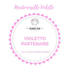 2018- Macaron Violetto Partenaires